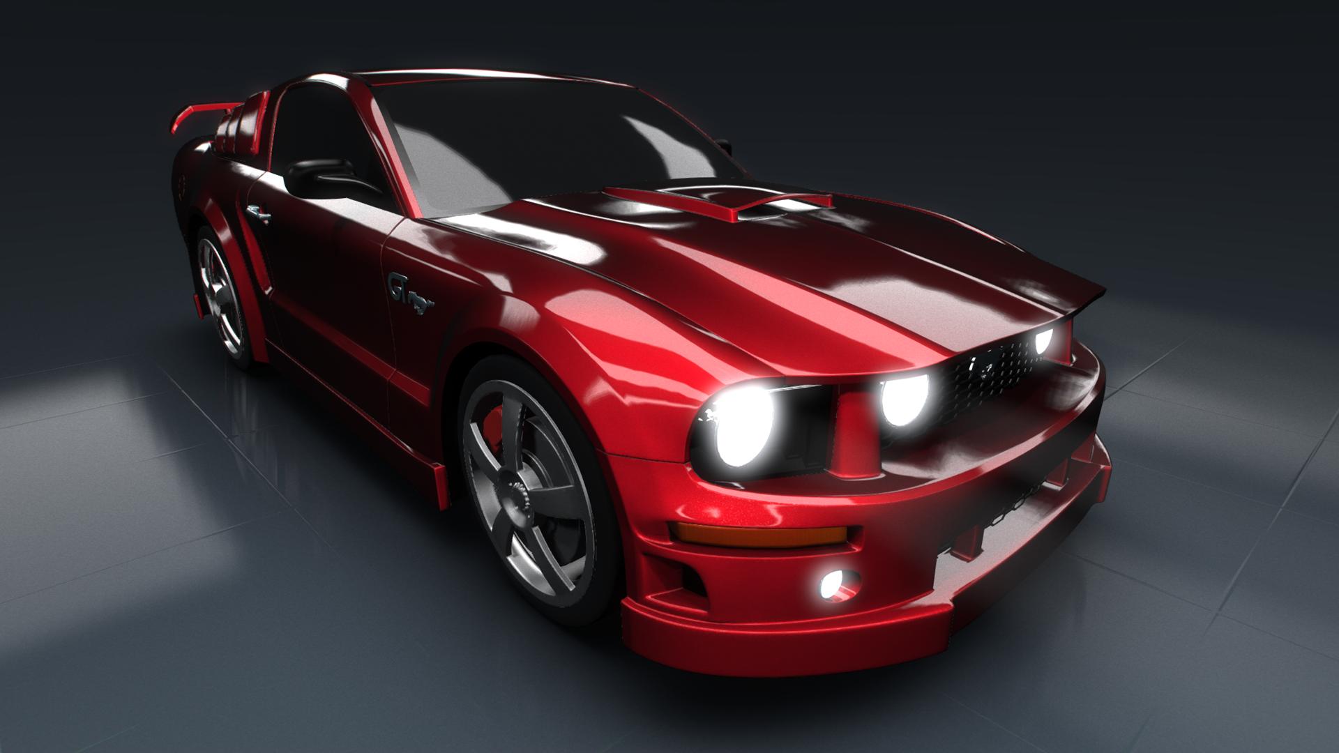 Unity  Car Paint